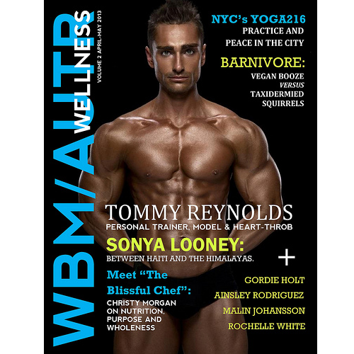 WBM/AUTR: Wellness Magazine